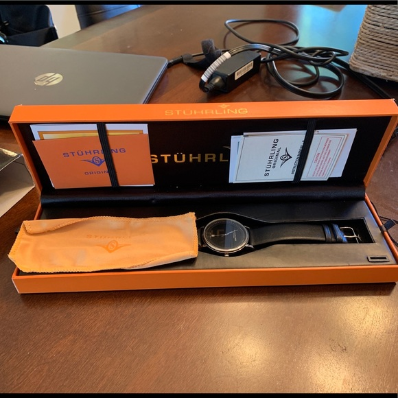 Stuhrling Original Accessories - BRAND NEW in box Men's Stuhrling Watch